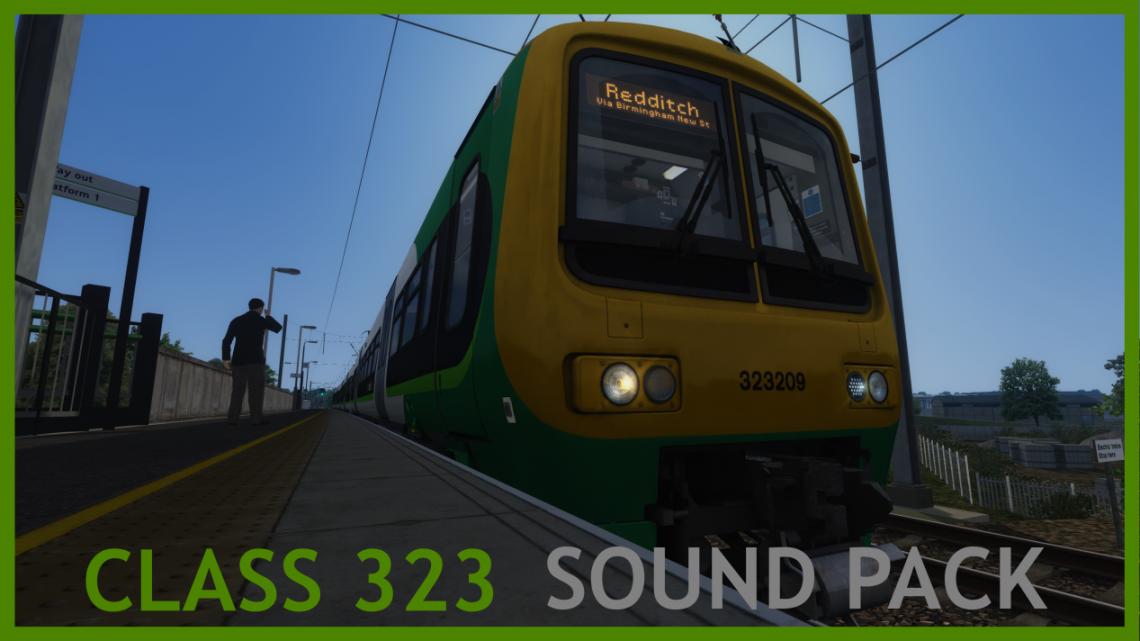 Class 323 Sound Pack