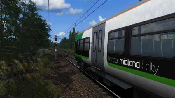 Birmingham Cross City Signaling Mod : Approach Control