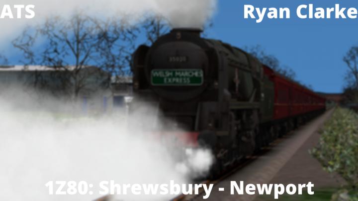 [RC] 1Z80: Shrewsbury – Newport