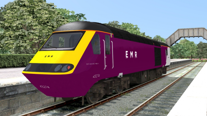 IMPROVED 43274 EMR HST Reskin