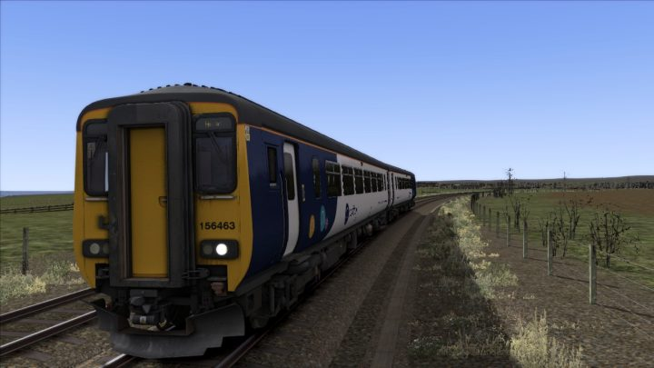 (AT) 2W19- 09:20 Nunthorpe to Hexham