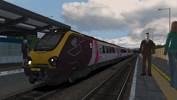 1O06 0643 Nottingham to Reading