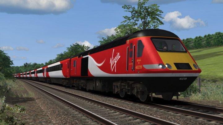 1S11 1000 Kings Cross to Aberdeen