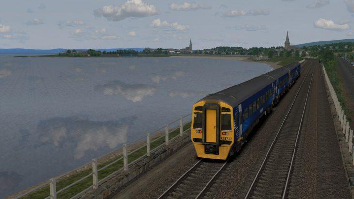 2K26 0630 Kirkcaldy to Edinburgh