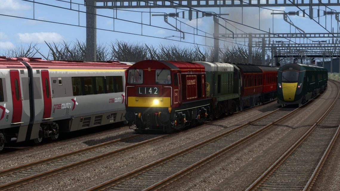 5Q20 953 Eastleigh Arlington-West Rusilip LUL Depot