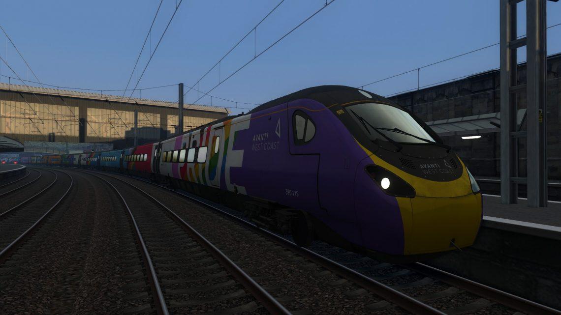 [BT] 1M07 0630 Glasgow Central to London Euston
