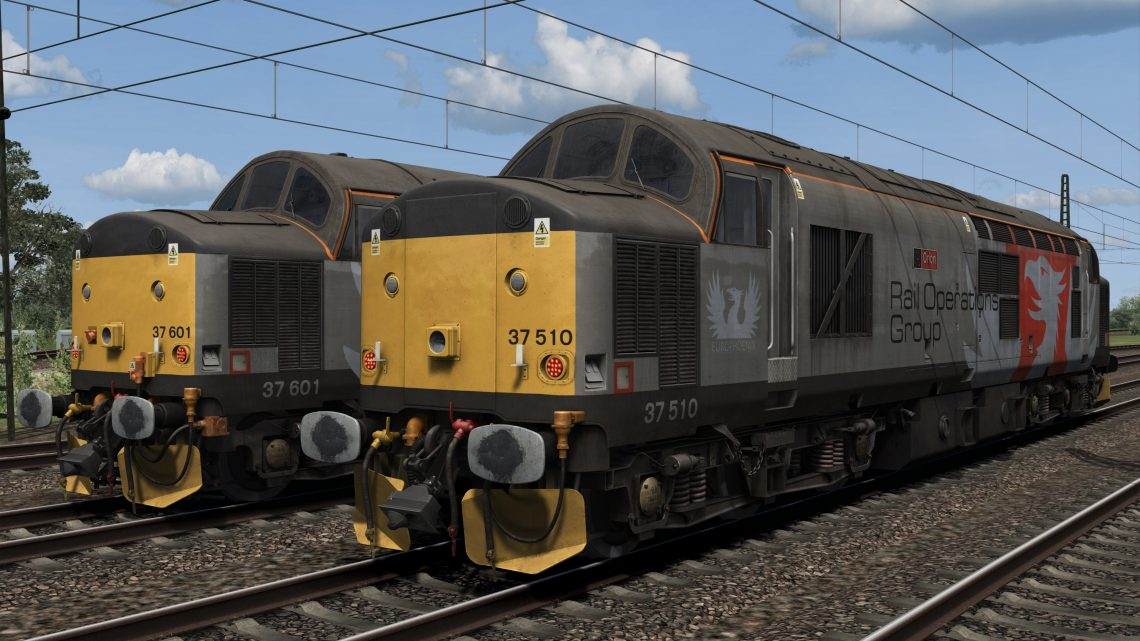 Class 37 Europhoenix (ROG) Expansion Pack