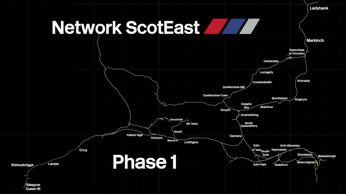 Network ScotEast -Phase One
