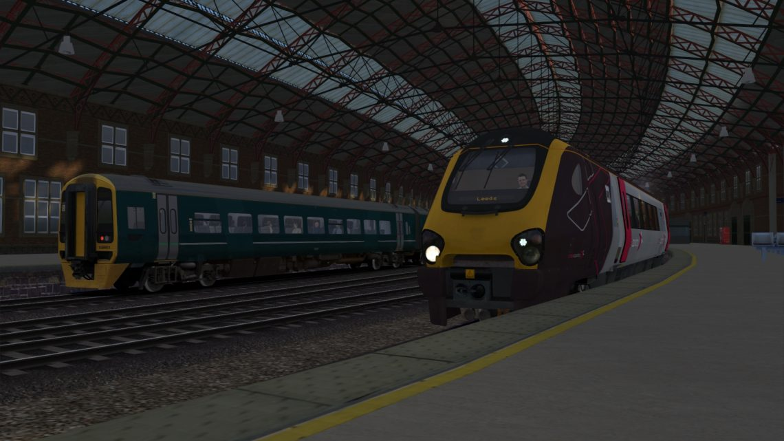 (DT) 1E73 Bristol Temple Meads to Leeds (V1)
