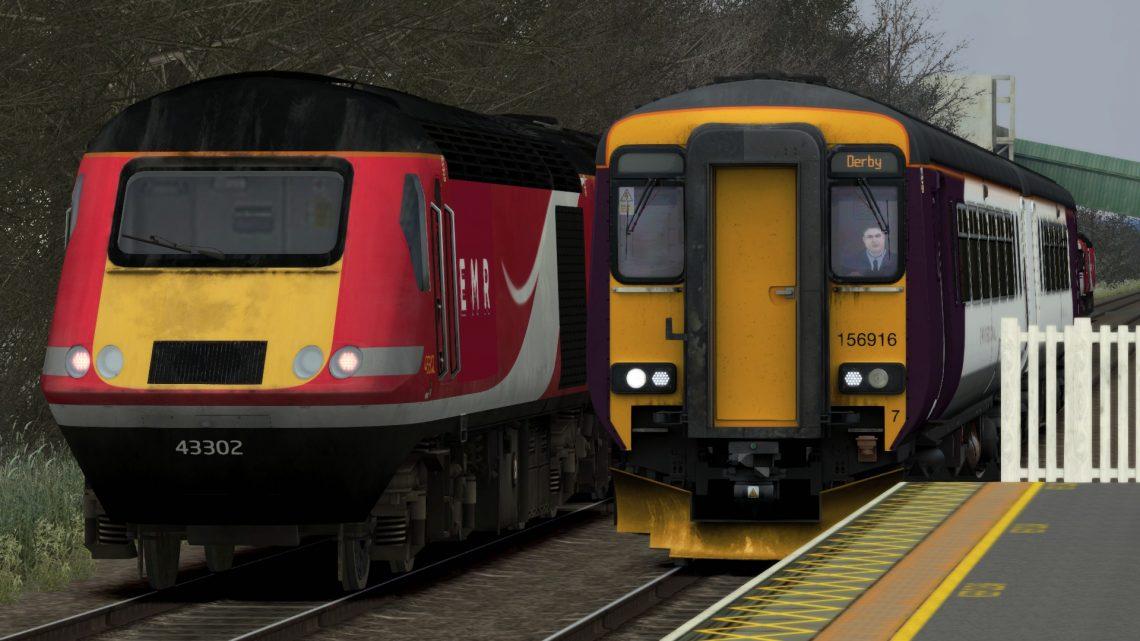 2A96 16:49 Nottingham-Derby