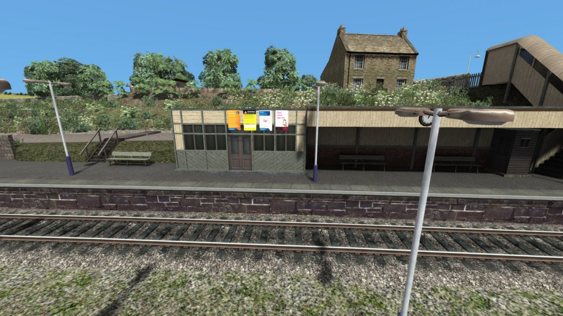 """Weardale and Teasdale Railway Network Fictional Version1 """"Updated to Screen Shot to one in day light"""""""