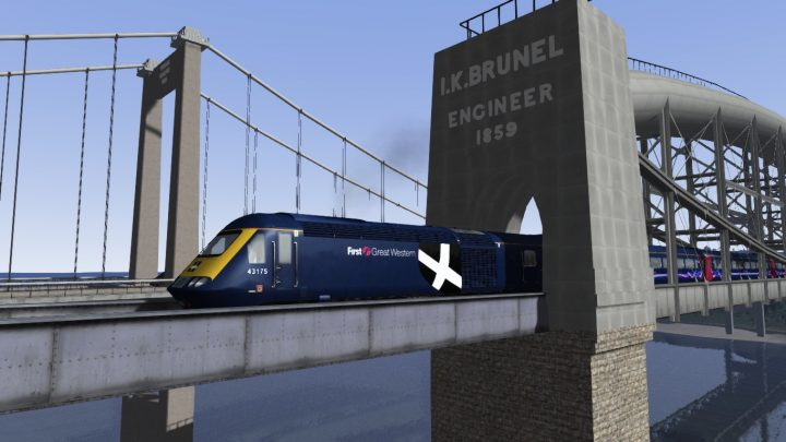 HST St piran reskin (Fictional)