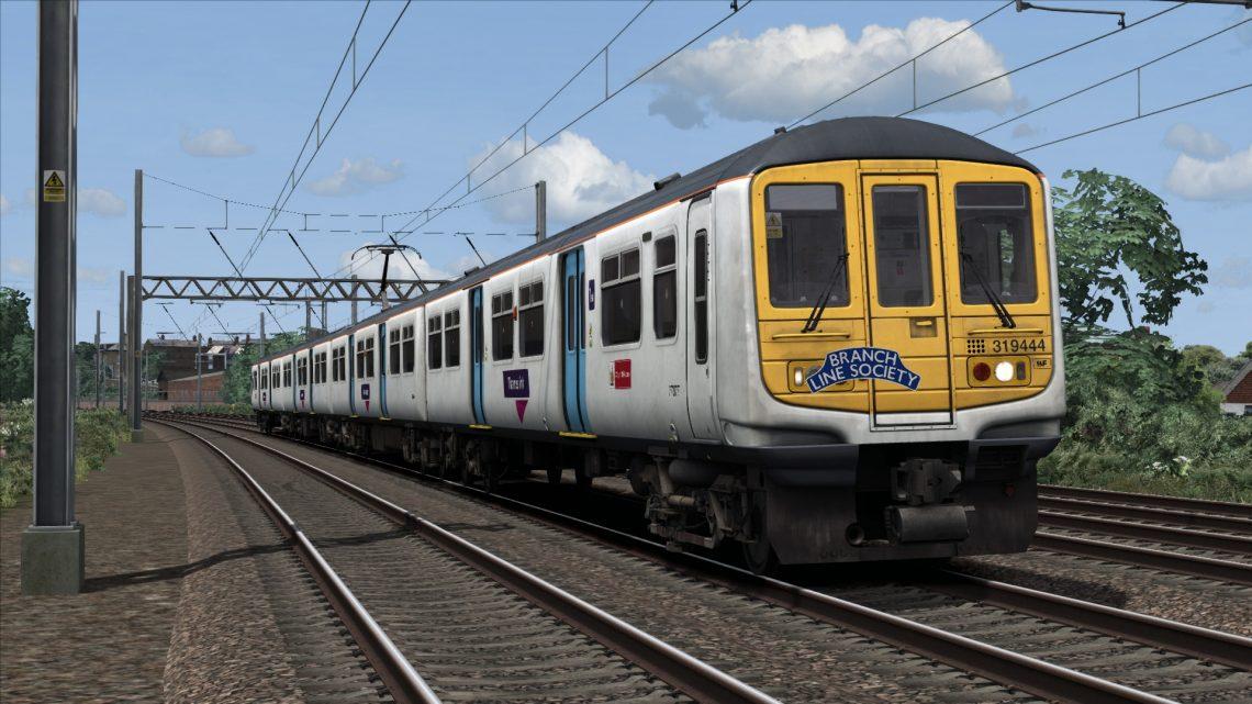 1Z19 1150 Bedford to London Blackfriars (Thameslink Tracker)