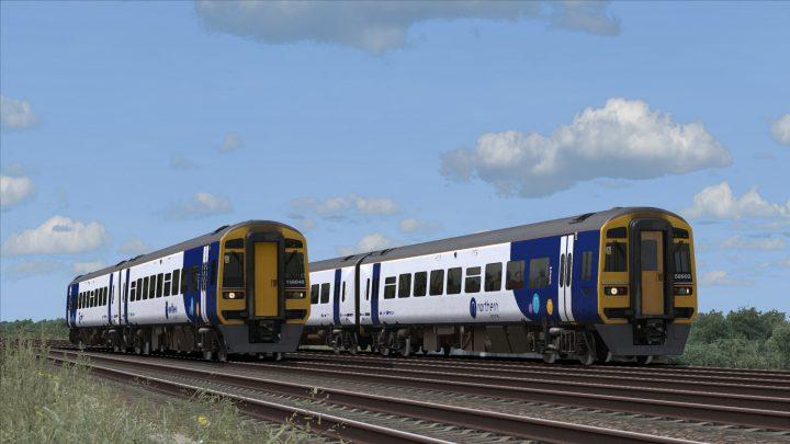 (BL) 2R04 / 2T12 Hull-York-Leeds 2021