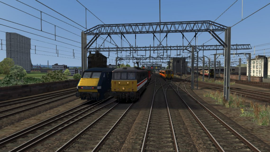 WCML Northwest & Scotland Twin Scenario Pack 1