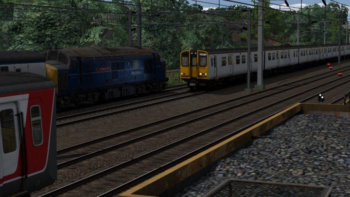 MLH05: Immingham Scrap Move P2