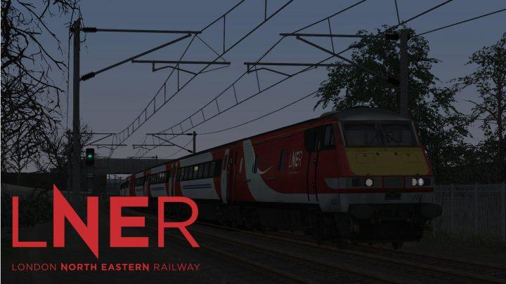 1E03 05:26 Stirling to London Kings Cross
