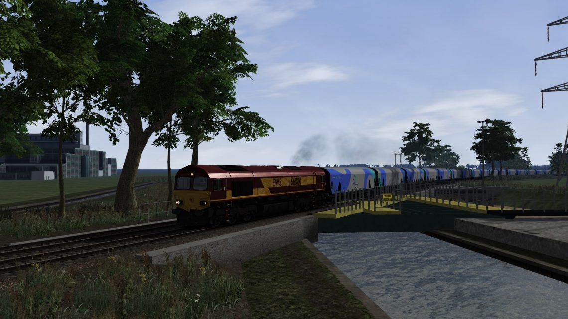 South TPE Drax Return: Immingham – Hatfield – Immingham