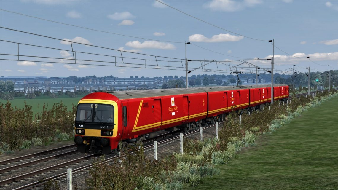 [SC] 5J01 Warrington RMT – Crewe IEMD