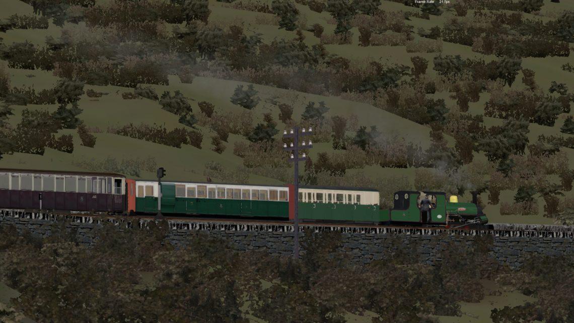 Ffestiniog Railway Free Roam