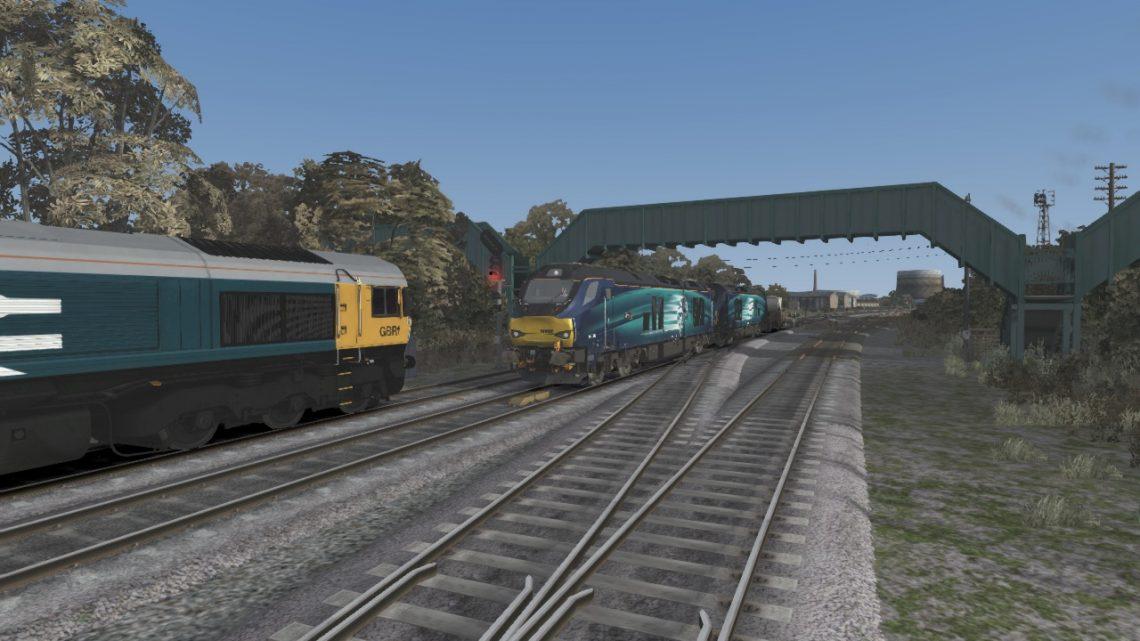 6X12 Dalston Oil Terminal-Crewe Basford Hall