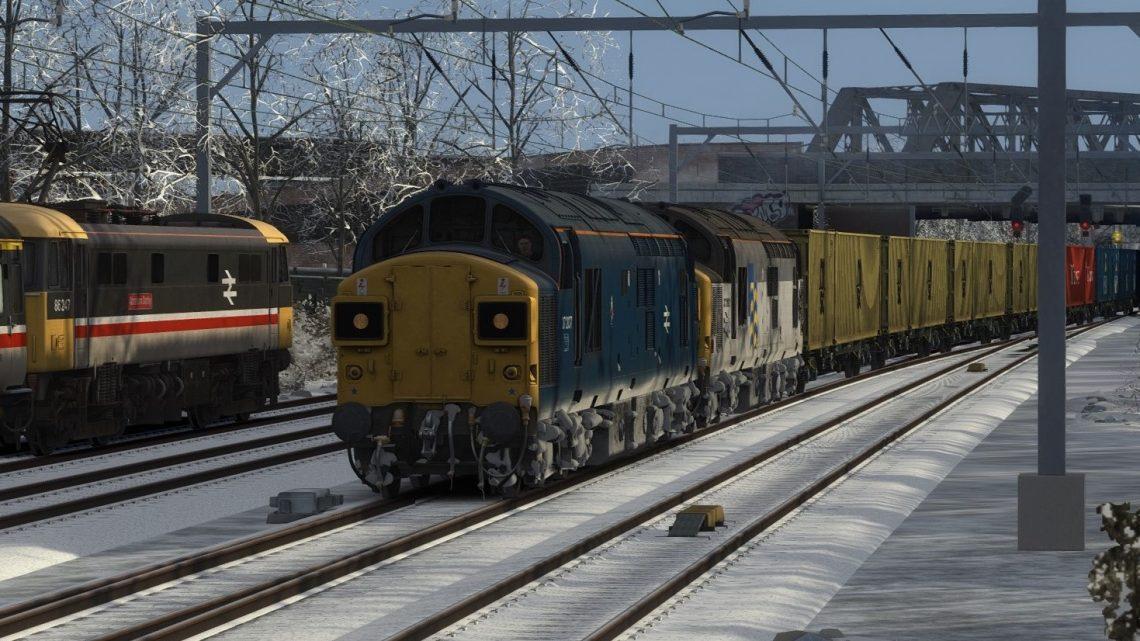 6M37 Ripple Lane to Southampton (1988)