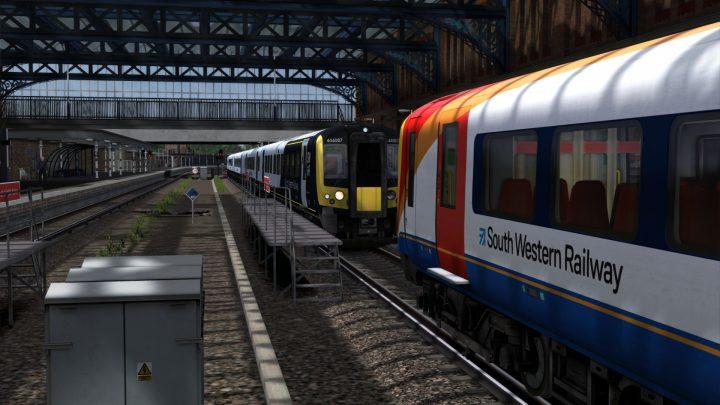 sa_pi: 1W18 12:03 Weymouth – London Waterloo