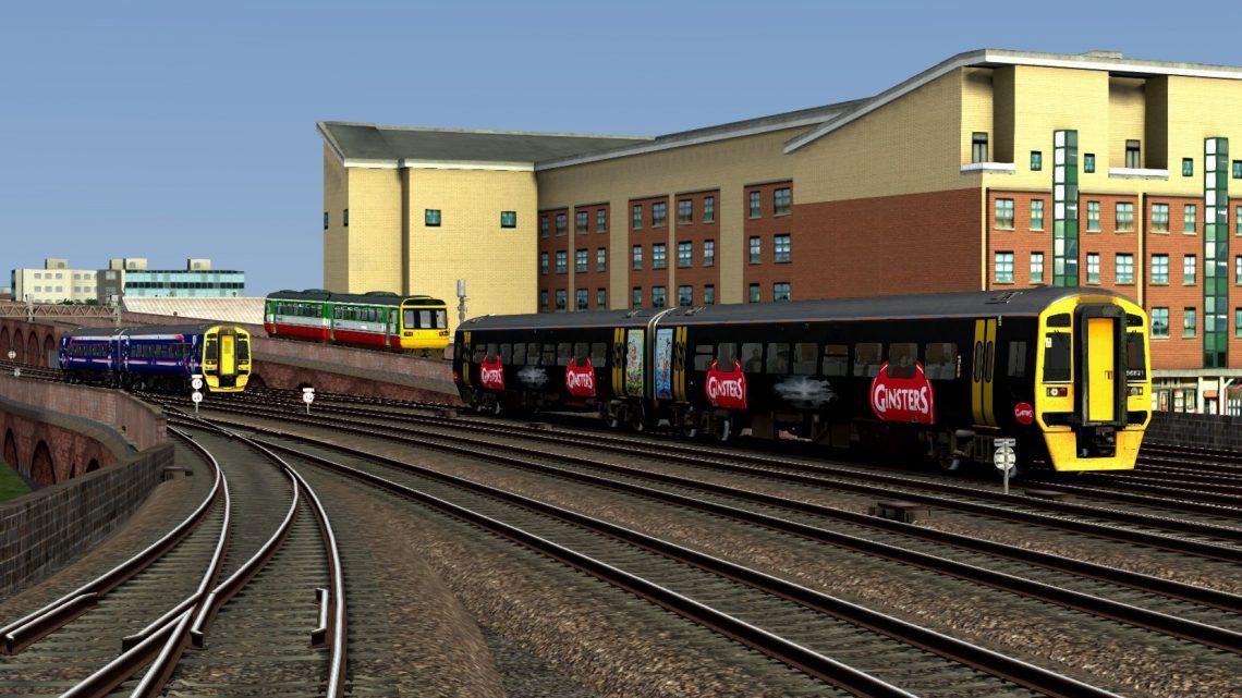 (WM) 2U24 16:05 Taunton – Cardiff Central (2006)