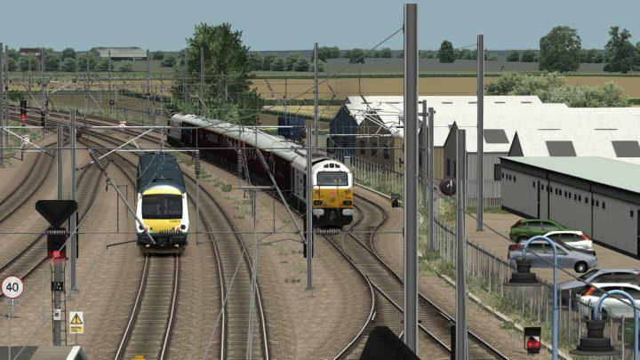 Royal Train Ely to Kings Lynn