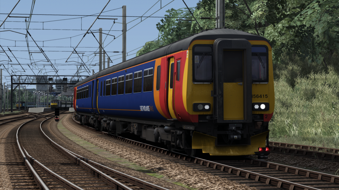 (AH) 2P26 15:36 Norwich-Great Yarmouth