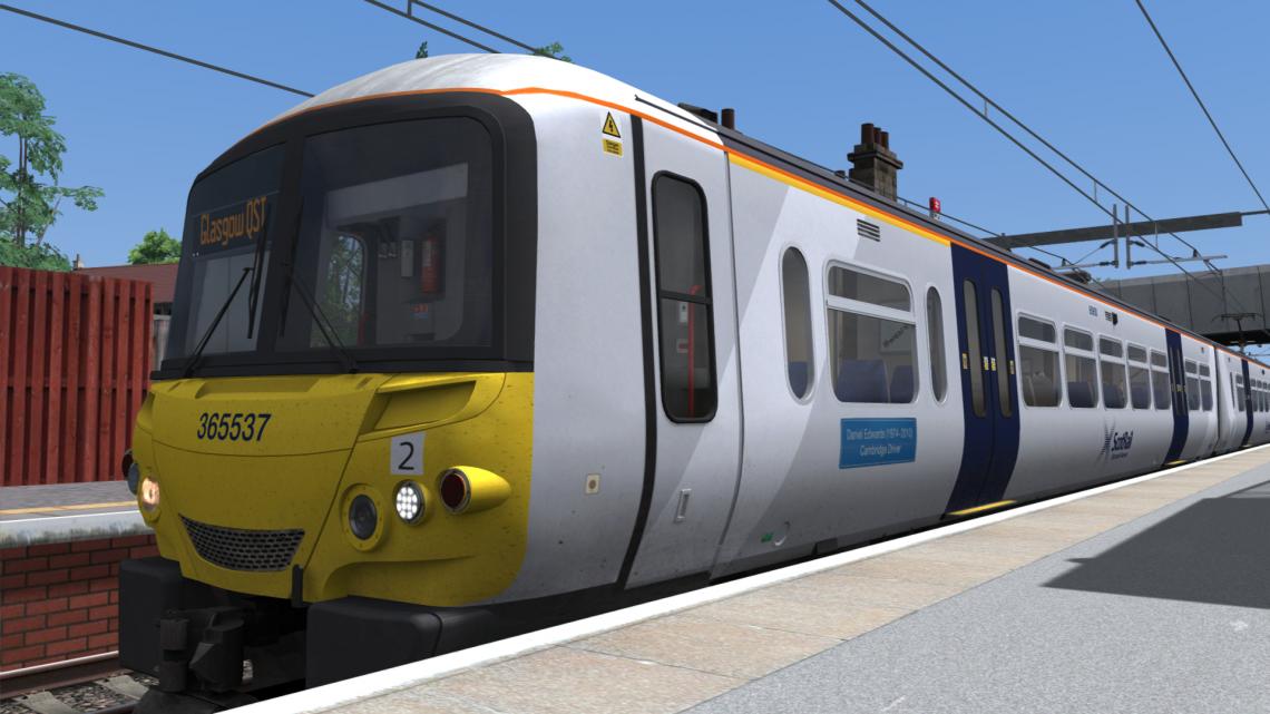 Class 365 – 365537 Daniel Edwards Cambridge Driver