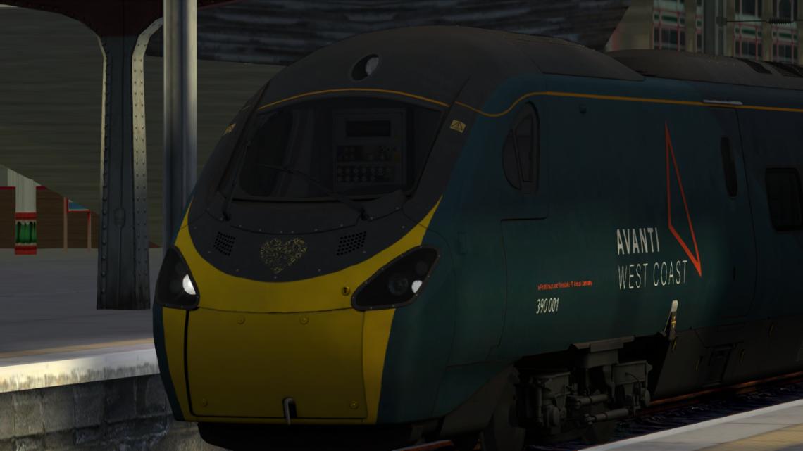 (PenP) 1S82: Preston – Carlisle