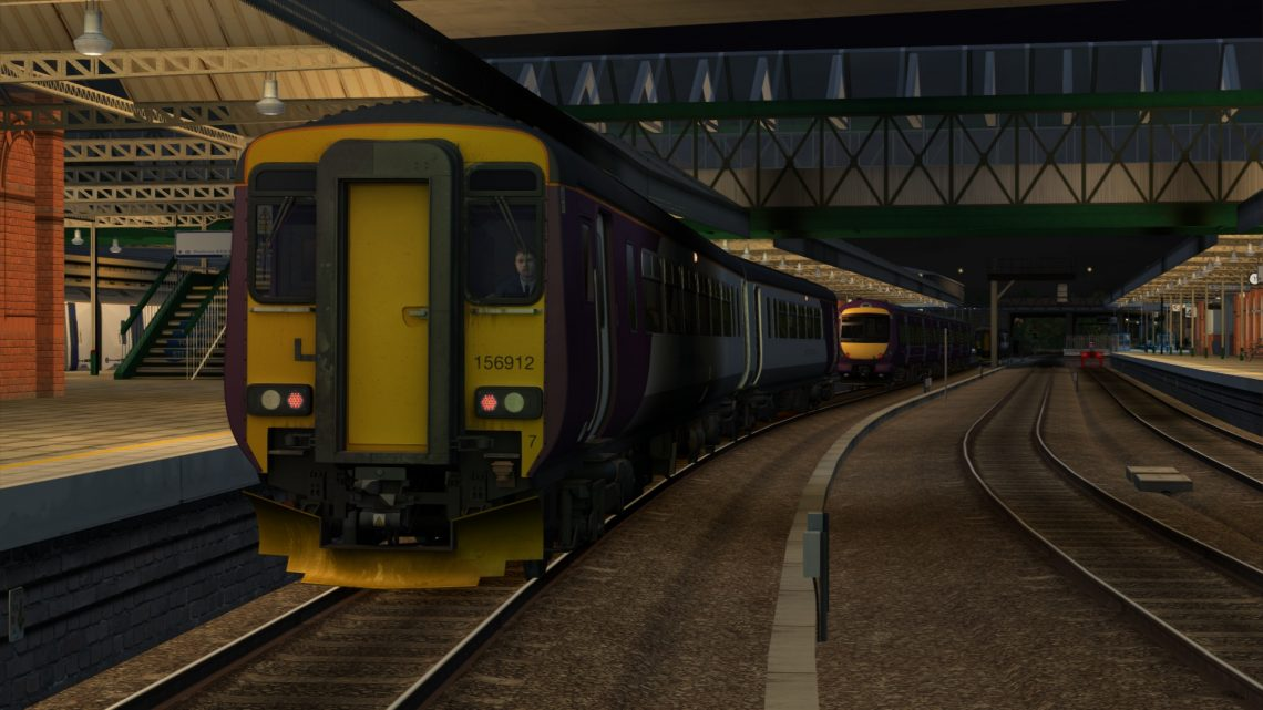 2L88 2310 Nottingham to Leicester