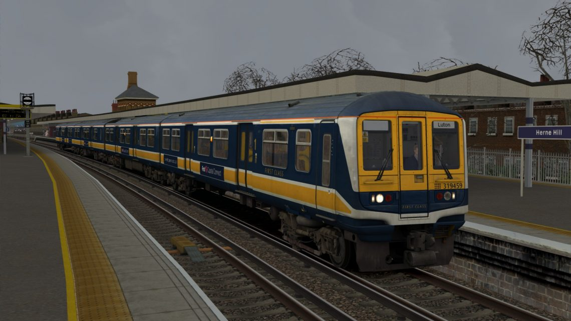 **SUB-ONLY** 2D11 0702 Orpington to Luton