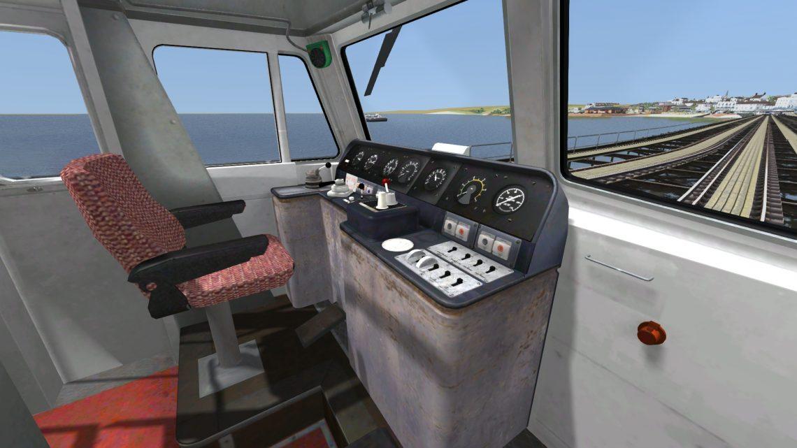 Kuju Class 47 Cab Upgrade