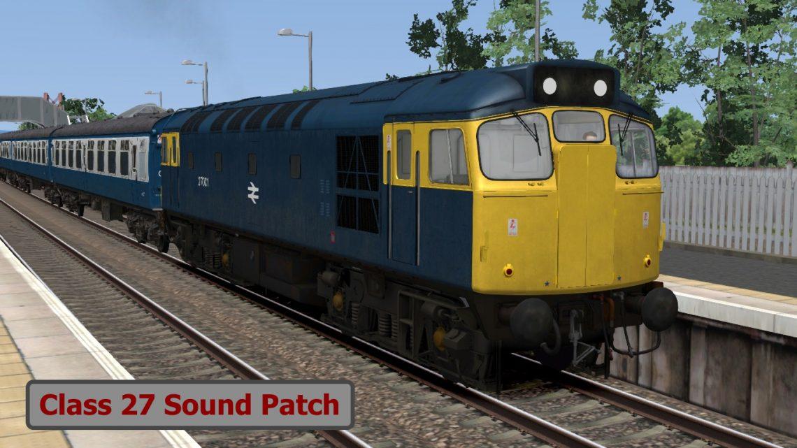Class 27 Sound Patch