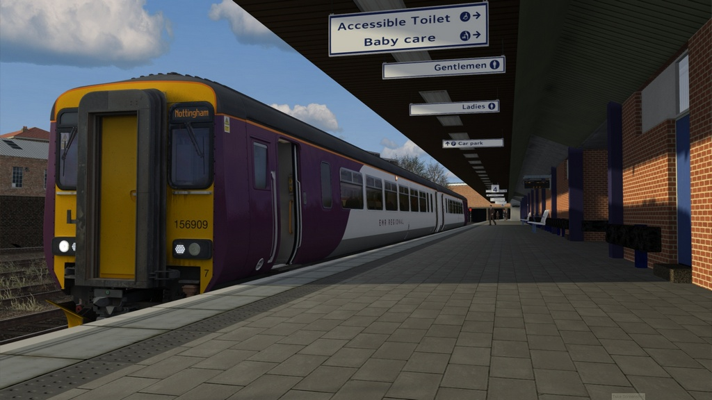 2L59 07:28 Leicester to Nottingham