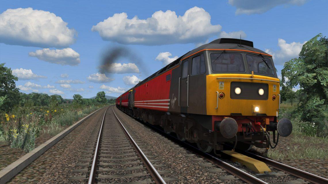 Virgin Trains First Generation Class 47 Sound / Physics Patch