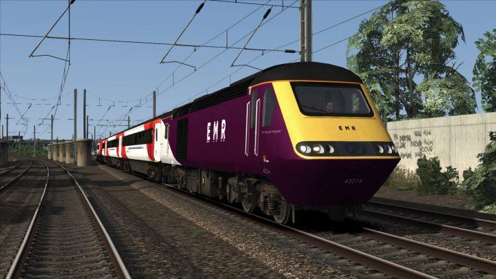 Class 43: East Midlands Railway 43274