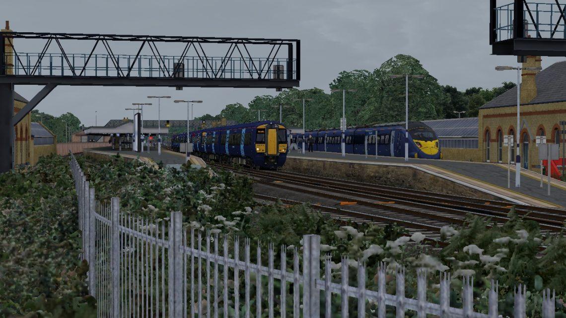2K76 12:04 Dover Priory – London Victoria (Class 375)