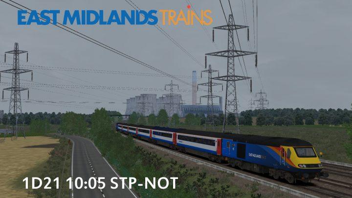 1D21 10:05 STP-NOT