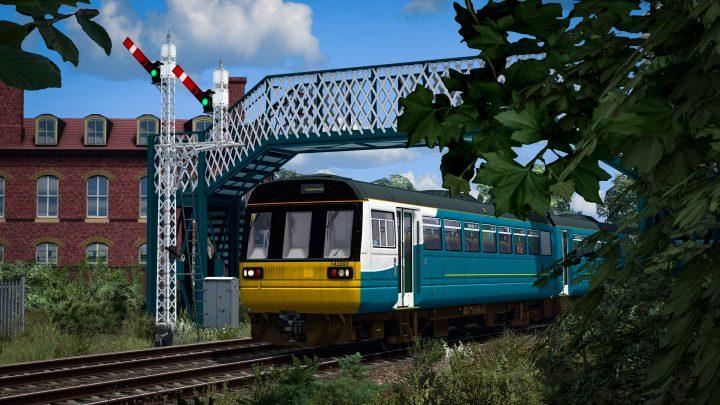 2N26 1242 Hexham to Nunthorpe (2010)
