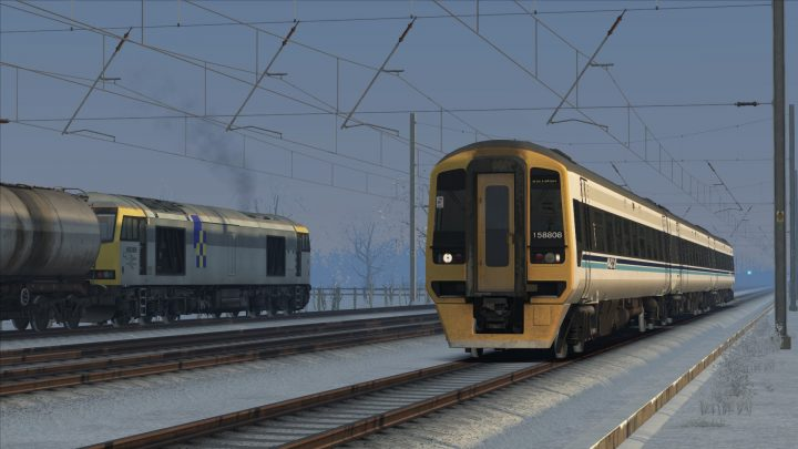 1E69 13:22 Liverpool Lime Street – Middlesbrough (1994)