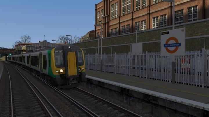2O43 13:13 Milton Keynes Central – East Croydon (2009)
