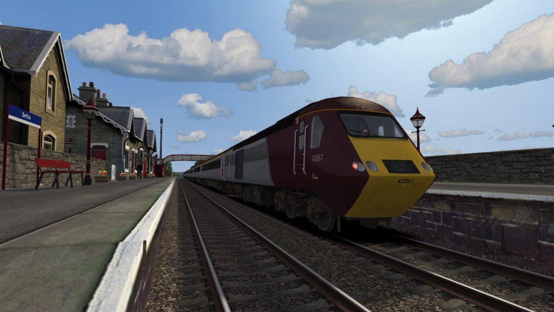[OS345]16:07-Leeds to Glasgow-Part 1