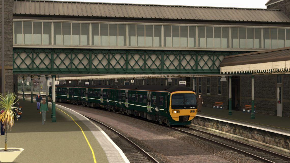(RP) 2O94 Weston-s-Mare to Weymouth. 09,05,2021