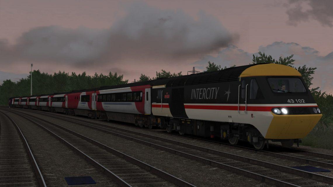 [HST] The Final EMR HST Service – 1F70 London St Pancras – Leeds (V1.1)