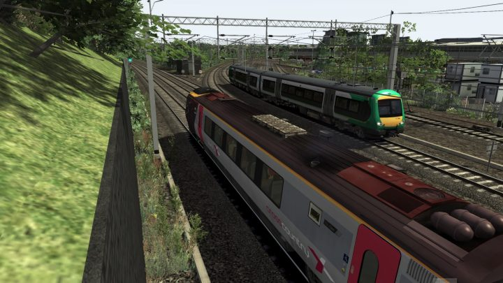 1M30 Bournemouth to Manchester Piccadilly