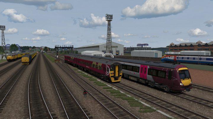 2A26 10.18 Nottingham – Matlock (2009)