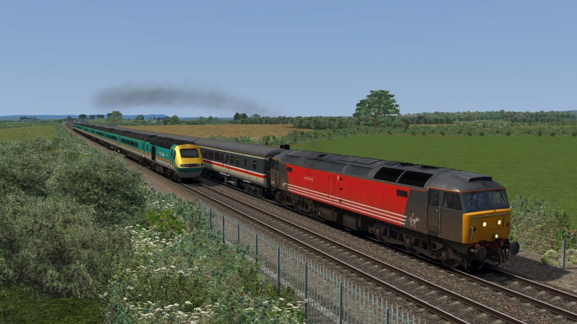 1S66 08.58 Paignton – Edinburgh (2000) : Paignton to Bristol extension